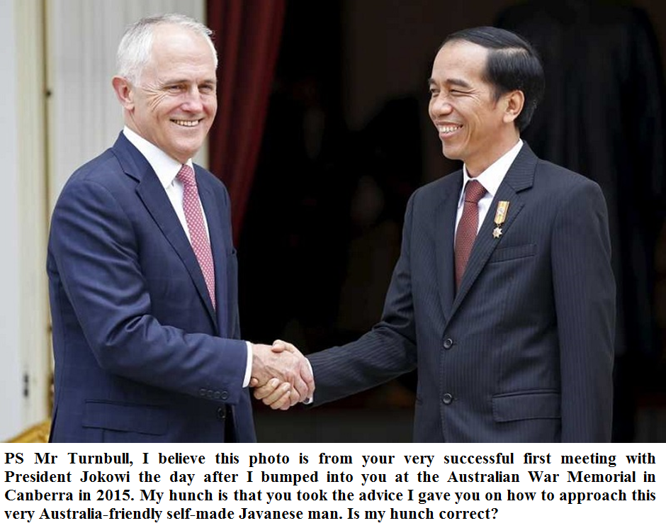 MAL T AND JOKOWI with caption