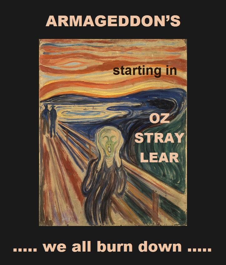 Armageddon In Australia