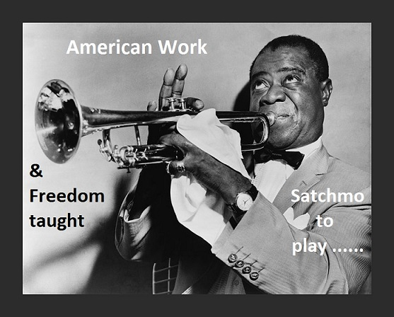 Mark Twain, Satchmo and New Orleans