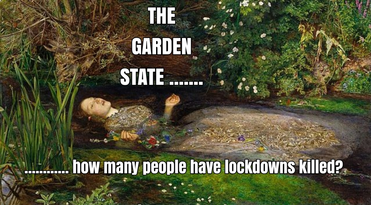 Daniel Andrews – How Many People Have Your LockdownsKilled?